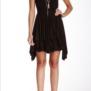 FREE PEOPLE , Miss Mini Dress, Black